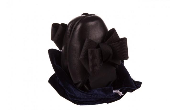 Baleriny viscala 11870.23 czarny, skóra naturalna - viscala - nasze marki 6