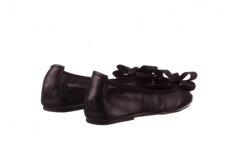 Baleriny viscala 11870.23 czarny, skóra naturalna - viscala - nasze marki 3
