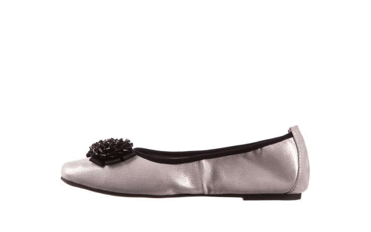 Baleriny viscala 11870.37 biały perłowy, skóra naturalna - baleriny - buty damskie - kobieta 2