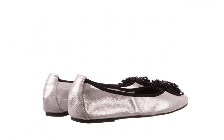 Baleriny viscala 11870.37 biały perłowy, skóra naturalna - baleriny - buty damskie - kobieta 3