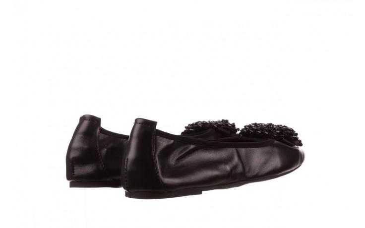 Baleriny viscala 11870.58 czarny, skóra naturalna - viscala - nasze marki 3