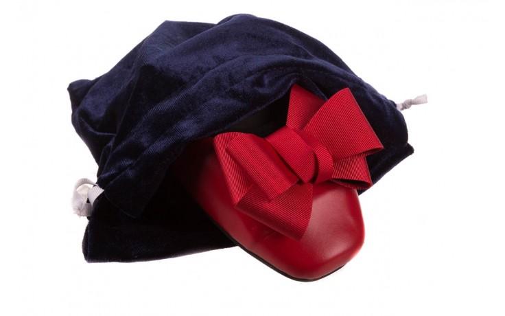 Baleriny viscala 11870.32 czerwony, skóra naturalna - skórzane - baleriny - buty damskie - kobieta 7