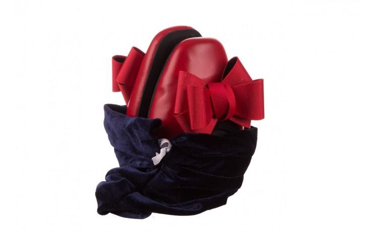 Baleriny viscala 11870.32 czerwony, skóra naturalna - skórzane - baleriny - buty damskie - kobieta 6