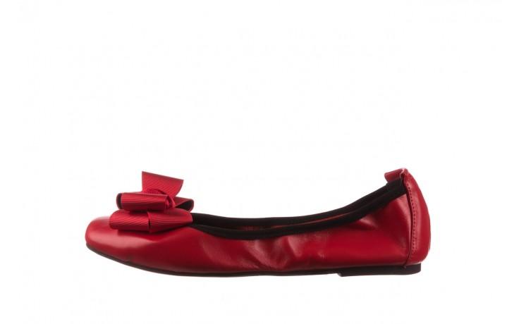 Baleriny viscala 11870.32 czerwony, skóra naturalna - skórzane - baleriny - buty damskie - kobieta 2