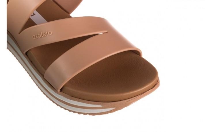Klapki azaleia 260 496 nude, beż, guma  - klapki - buty damskie - kobieta 5