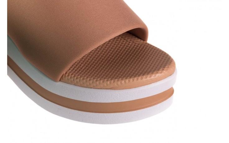 Klapki dijean 485 359 nude, beż, materiał  - klapki - buty damskie - kobieta 5