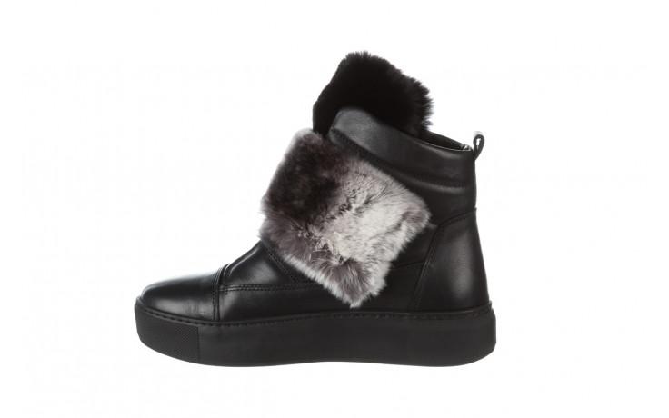 Śniegowce bayla 161 017 2021 02 black 161161, czarny, skóra naturalna  - śniegowce - śniegowce i kalosze - buty damskie - kobieta 3
