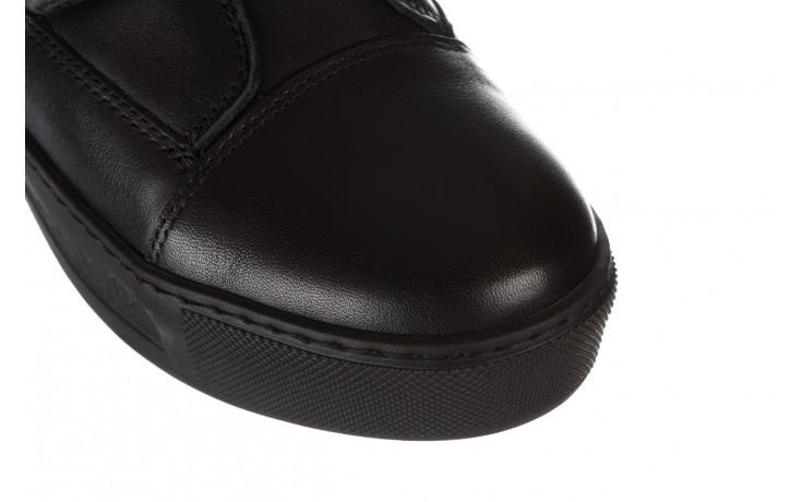 Śniegowce bayla 161 017 2021 02 black 161161, czarny, skóra naturalna  - śniegowce - śniegowce i kalosze - buty damskie - kobieta 7