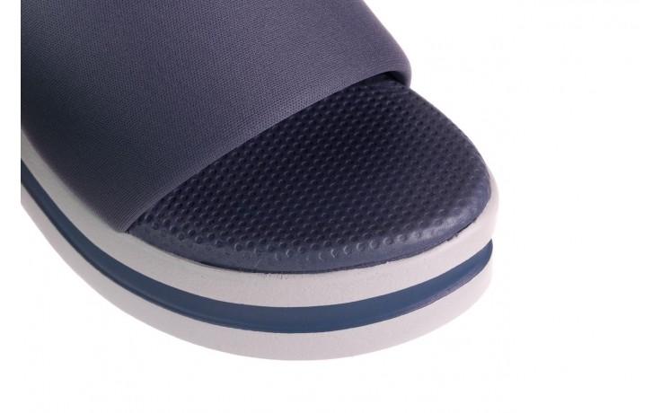 Klapki dijean 485 359 maritime, niebieski, materiał - klapki - buty damskie - kobieta 5