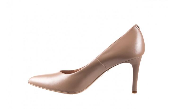Czółenka bayla-056 1816-1421 beż 20, skóra naturalna  - skórzane - czółenka - buty damskie - kobieta 2