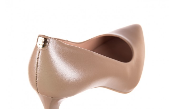 Czółenka bayla-056 1816-1421 beż 20, skóra naturalna  - skórzane - czółenka - buty damskie - kobieta 6