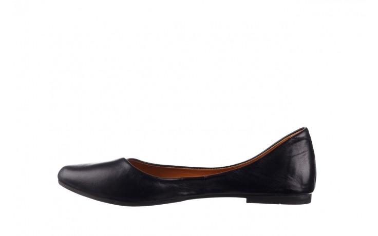 Baleriny bayla-161 066 1000 3 20 black, czarny, skóra naturalna  - skórzane - baleriny - buty damskie - kobieta 2