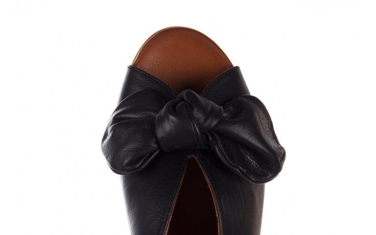 Klapki bayla-161 061 1029 black, czarny, skóra naturalna 7