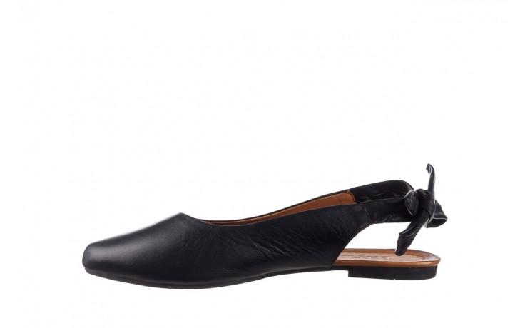 Sandały bayla-161 066 504 3 20 black, czarny, skóra naturalna  - bayla - nasze marki 2
