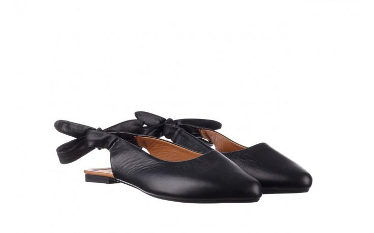 Sandały bayla-161 066 504 3 20 black, czarny, skóra naturalna  - bayla - nasze marki 1