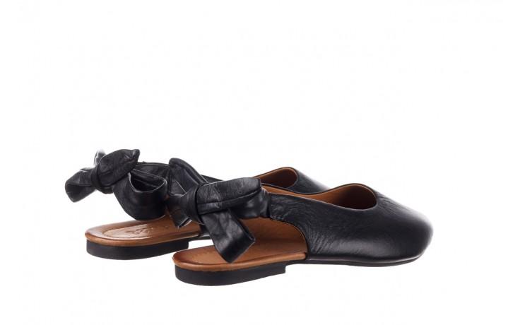 Sandały bayla-161 066 504 3 20 black, czarny, skóra naturalna  - bayla - nasze marki 3
