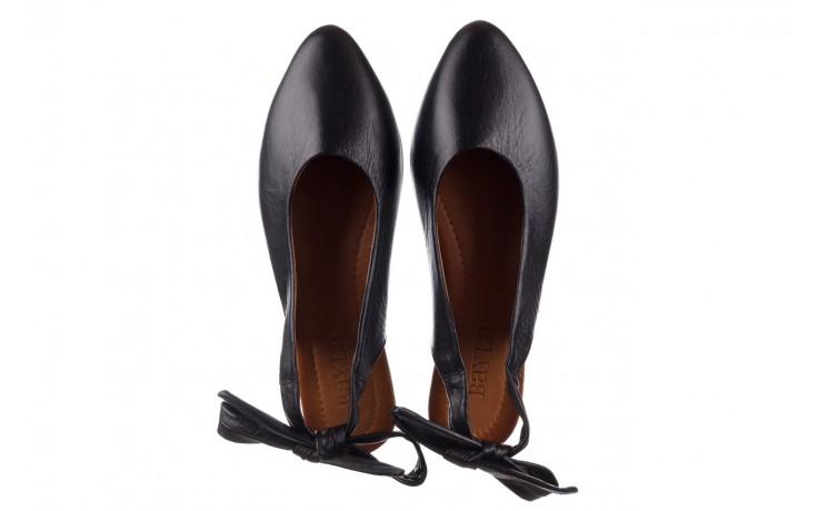 Sandały bayla-161 066 504 3 20 black, czarny, skóra naturalna  - bayla - nasze marki 4