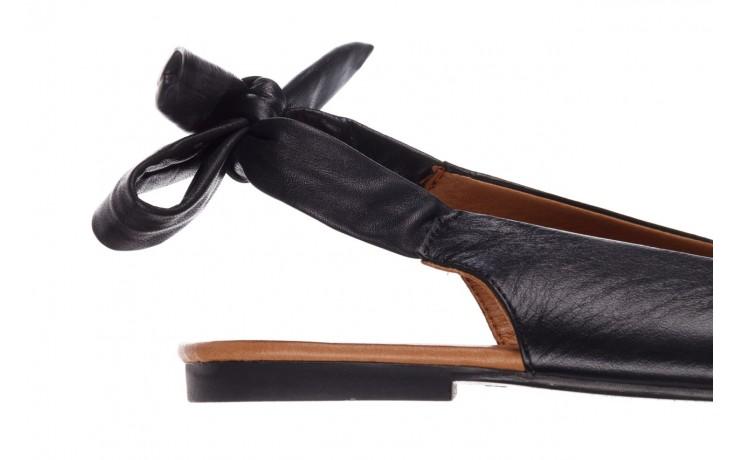 Sandały bayla-161 066 504 3 20 black, czarny, skóra naturalna  - bayla - nasze marki 5