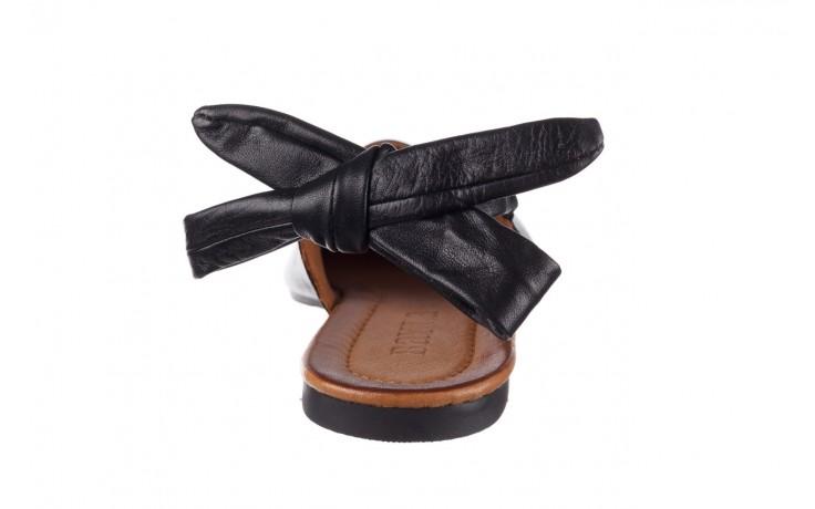 Sandały bayla-161 066 504 3 20 black, czarny, skóra naturalna  - bayla - nasze marki 7