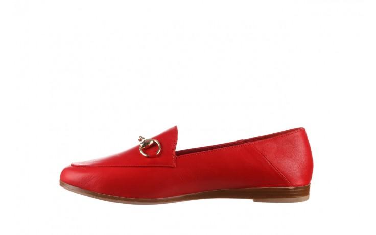 Półbuty bayla-161 138 80127 red, czerwony, skóra naturalna - półbuty - buty damskie - kobieta 2