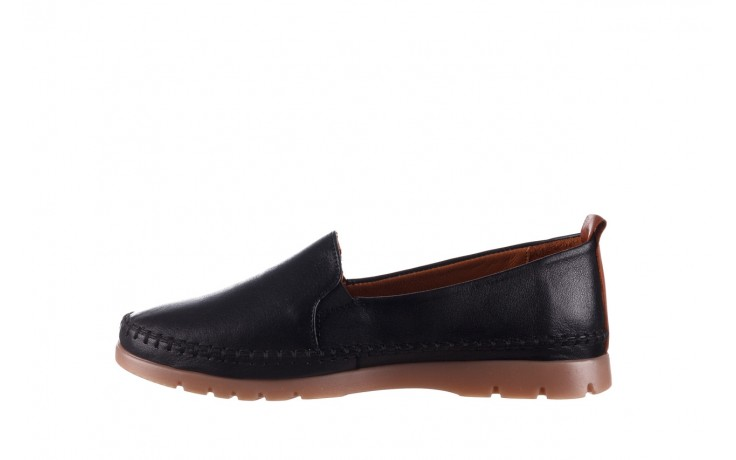Półbuty bayla-161 078 14305 5 black, czarny, skóra naturalna  - półbuty - buty damskie - kobieta 2
