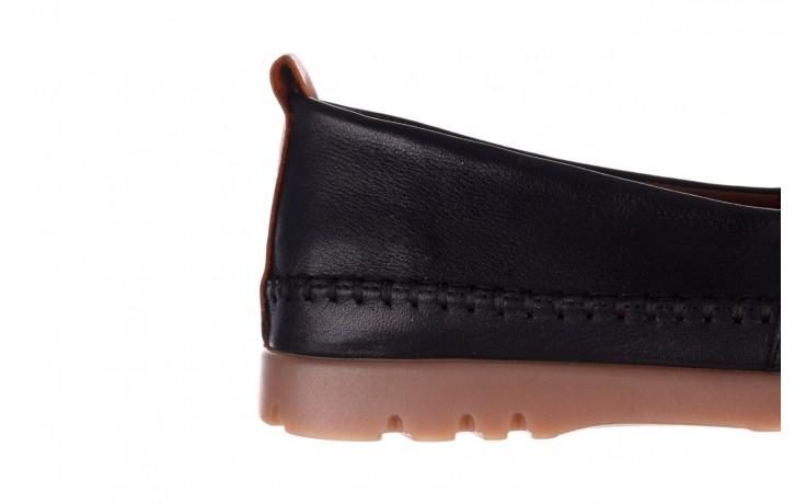 Półbuty bayla-161 078 14305 5 black, czarny, skóra naturalna  - półbuty - buty damskie - kobieta 7