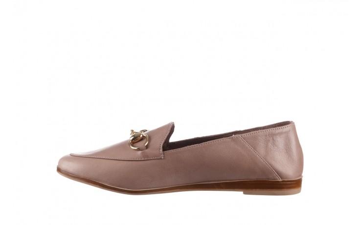 Półbuty bayla-161 138 80127 hat, beż, skóra naturalna - półbuty - buty damskie - kobieta 2