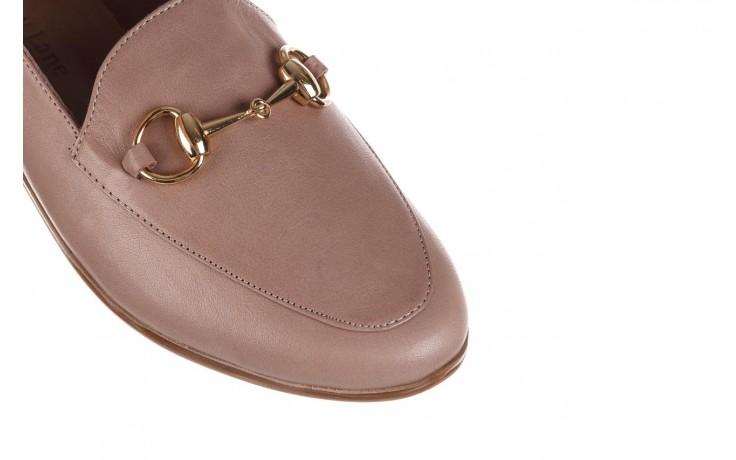 Półbuty bayla-161 138 80127 hat, beż, skóra naturalna - półbuty - buty damskie - kobieta 6