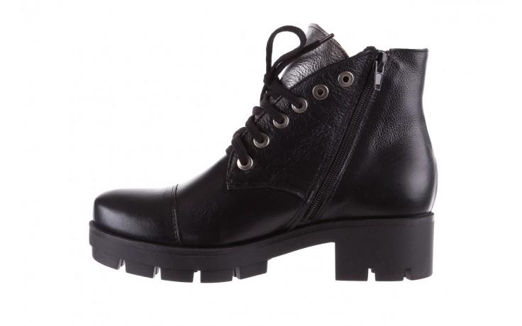 Trzewiki bayla-076 1805 czarne trzewiki, skóra naturalna - trzewiki - buty damskie - kobieta 2