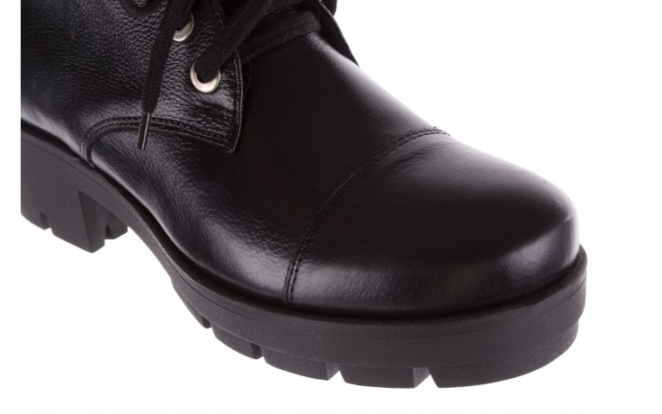Trzewiki bayla-076 1805 czarne trzewiki, skóra naturalna - trzewiki - buty damskie - kobieta 7