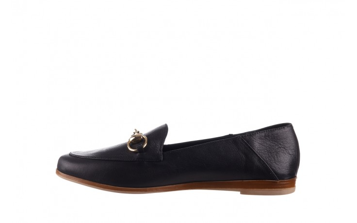 Półbuty bayla-161 138 80127 black, czarny, skóra naturalna - półbuty - buty damskie - kobieta 2