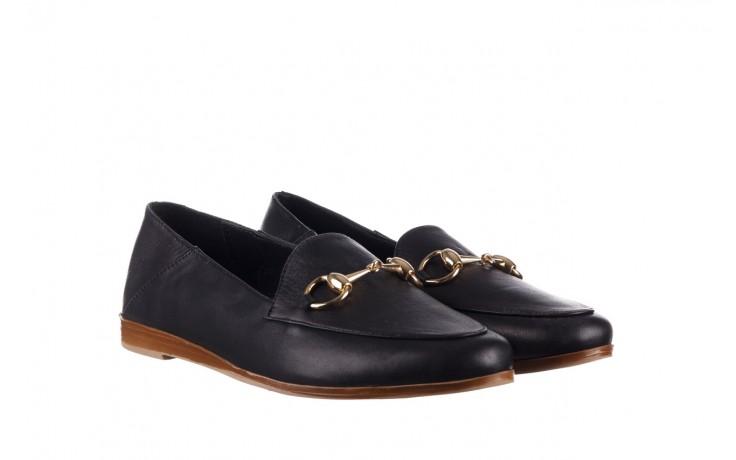 Półbuty bayla-161 138 80127 black, czarny, skóra naturalna - półbuty - buty damskie - kobieta 1