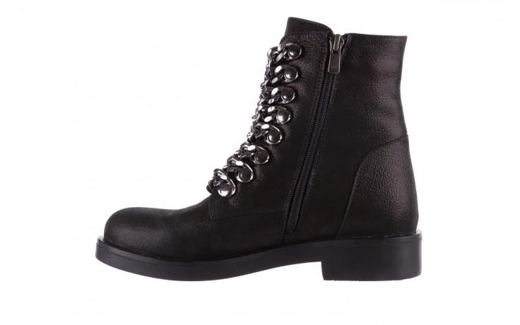 Trzewiki bayla-112 0460-802 czarne, skóra naturalna - trzewiki - buty damskie - kobieta 2
