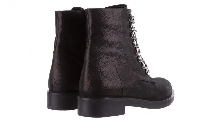 Trzewiki bayla-112 0460-802 czarne, skóra naturalna - trzewiki - buty damskie - kobieta 3