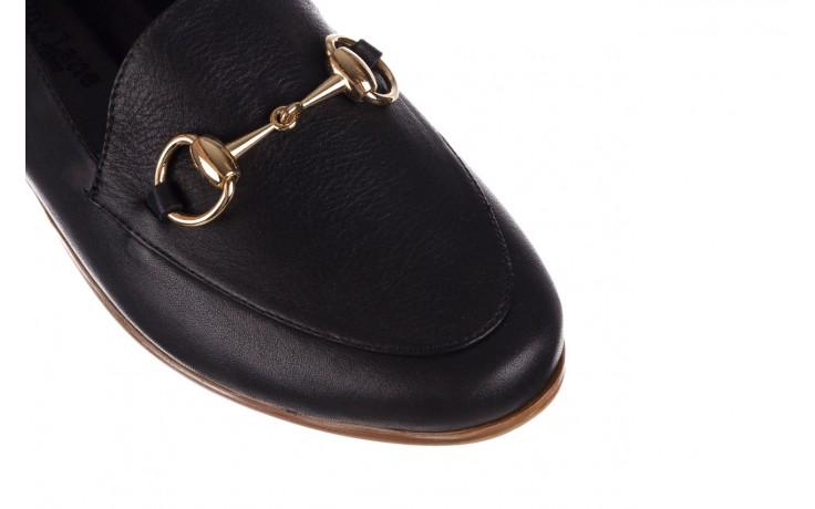 Półbuty bayla-161 138 80127 black, czarny, skóra naturalna - półbuty - buty damskie - kobieta 6