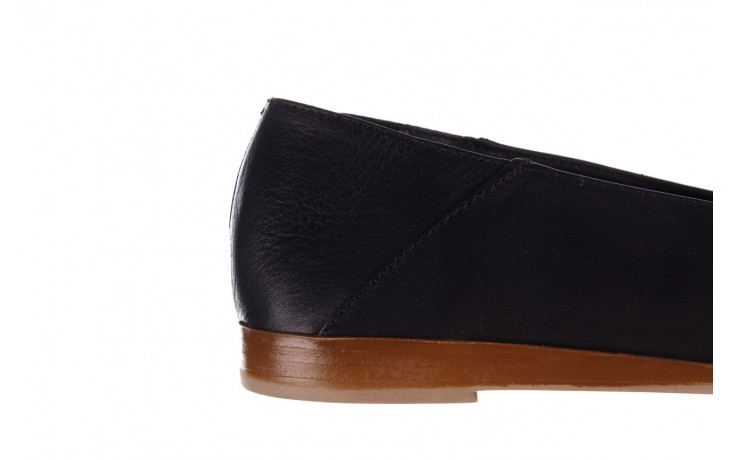 Półbuty bayla-161 138 80127 black, czarny, skóra naturalna - półbuty - buty damskie - kobieta 7