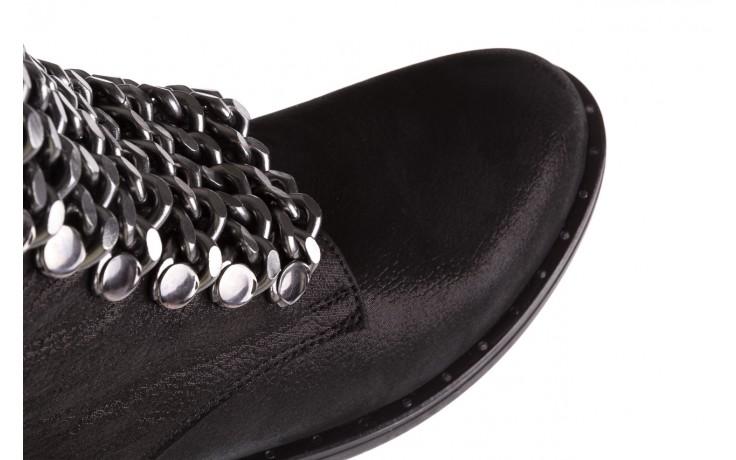 Trzewiki bayla-112 0460-802 czarne, skóra naturalna - trzewiki - buty damskie - kobieta 5