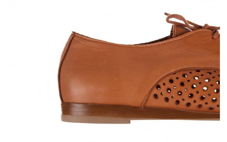 Półbuty bayla-161 138 80129 tan, brąz, skóra naturalna - sznurowane - półbuty - buty damskie - kobieta 7