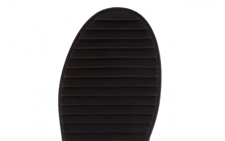 Śniegowce bayla-112 0575-9015d czarne, skóra naturalna 7