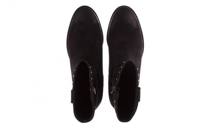 Botki bayla-170 2126 czarne botki, skóra naturalna - bayla - nasze marki 4