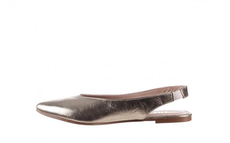 Sandały bayla-161 093 388 4034 gold, złoty, skóra naturalna - sandały - buty damskie - kobieta 2