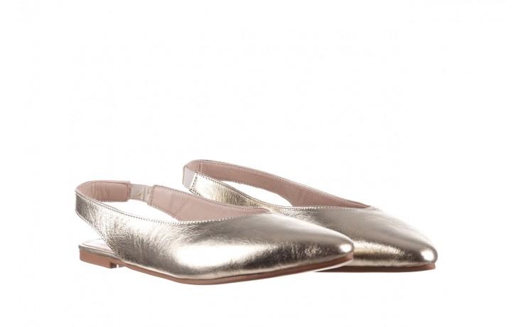 Sandały bayla-161 093 388 4034 gold, złoty, skóra naturalna - sandały - buty damskie - kobieta 1