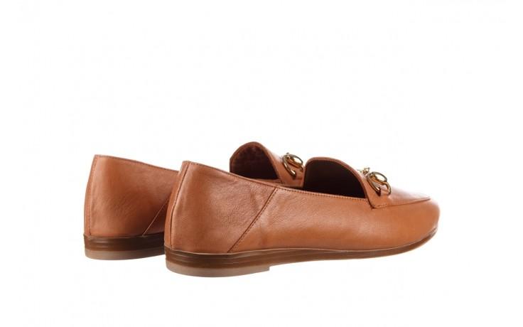 Półbuty bayla-161 138 80127 tan, brąz, skóra naturalna - skórzane - półbuty - buty damskie - kobieta 3