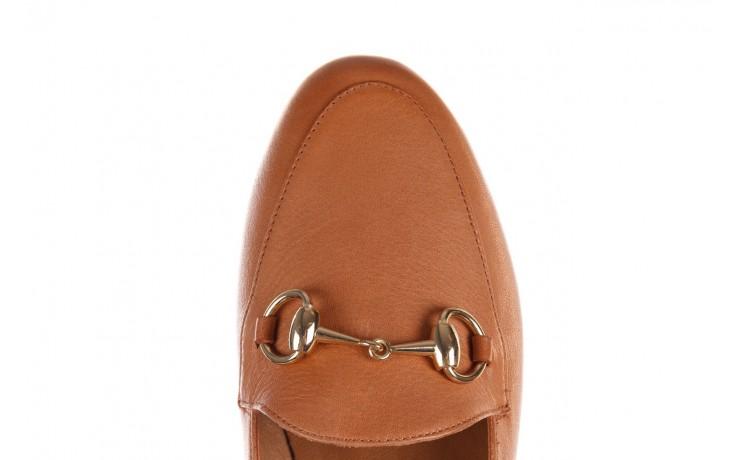 Półbuty bayla-161 138 80127 tan, brąz, skóra naturalna - skórzane - półbuty - buty damskie - kobieta 5