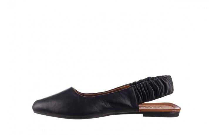 Sandały bayla-161 066 730 367 black, czarny, skóra naturalna  - sandały - buty damskie - kobieta 2