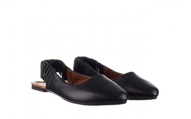 Sandały bayla-161 066 730 367 black, czarny, skóra naturalna  - sandały - buty damskie - kobieta 1