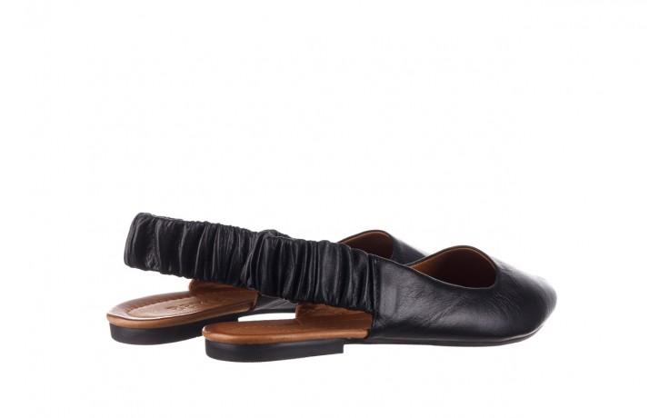 Sandały bayla-161 066 730 367 black, czarny, skóra naturalna  - sandały - buty damskie - kobieta 3
