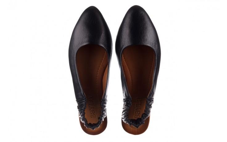 Sandały bayla-161 066 730 367 black, czarny, skóra naturalna  - sandały - buty damskie - kobieta 4