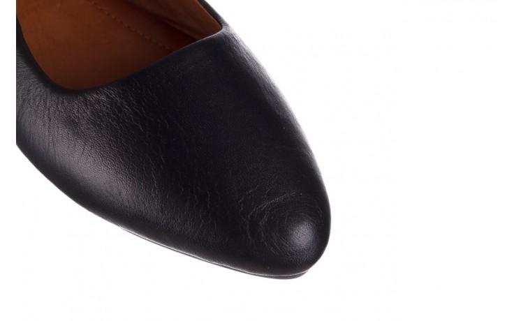 Sandały bayla-161 066 730 367 black, czarny, skóra naturalna  - sandały - buty damskie - kobieta 5