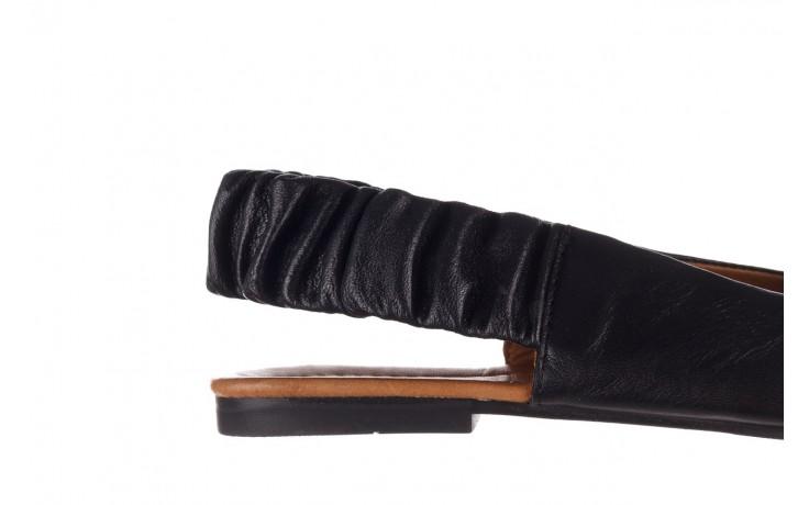 Sandały bayla-161 066 730 367 black, czarny, skóra naturalna  - sandały - buty damskie - kobieta 6